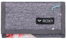 Roxy Peněženka Beach Glass 2 Charcoal Heather Flower Field ERJAA03476-KPG6
