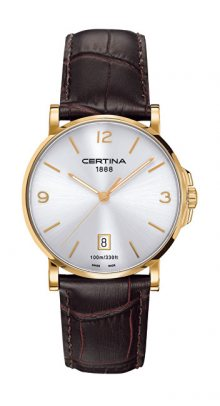 Certina HERITAGE COLLECTION - DS Caimano Gent - Quartz C017.410.36.037.00