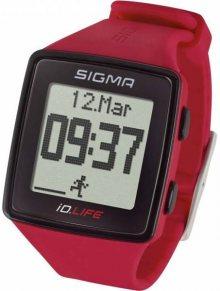 Sigma Pulsmetr iD.LIFE červený 24620