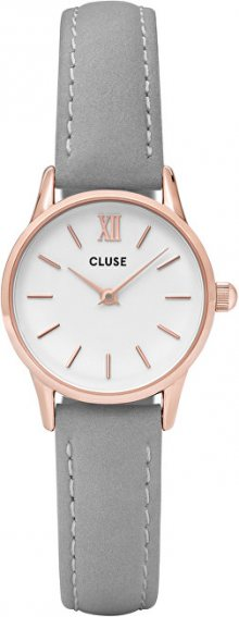 Cluse La Vedette Rose Gold White/Grey CL18303