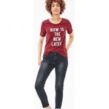 s.Oliver Dámské džínové kalhoty ke kotníkům 40