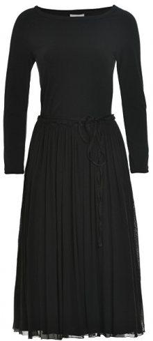 Deha Dámské šaty Dress B84000 Black S