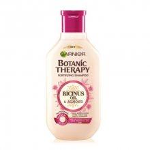 Garnier Posilující šampon s ricinovým a mandlovým olejem pro slabé a lámající se vlasy Botanic Therapy (Fortifying Shampoo) 250 ml 250 ml