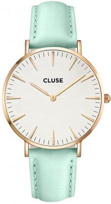 Cluse La Bohème Rose Gold White/Pastel Mint CL18021