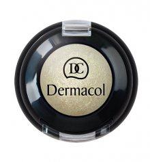 Dermacol Metalické oční stíny Bonbon (Wet & Dry Metallic Eyeshadow) 6 g č.201
