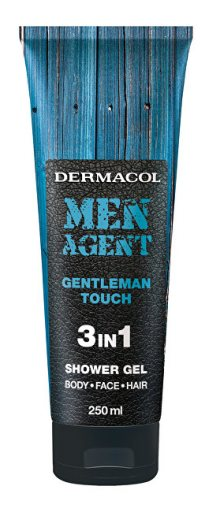 Dermacol Sprchový gel pro muže 3v1 Gentleman Touch Men Agent (Shower Gel) 250 ml
