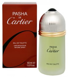 Cartier Pasha - EDT 50 ml