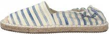 s.Oliver Dámské Slip-on Navy Stripes 5-5-24212-20-836 36