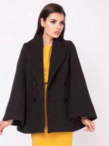 Naoko Dámský kabát AT125_BLACK\n\n