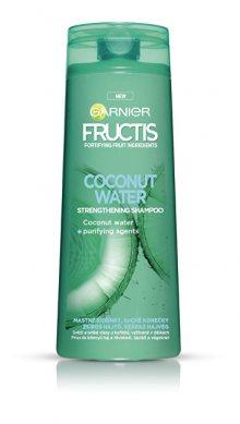 Garnier Posilující šampon na mastné kořínky vlasů Coconut Water (Strengthening Shampoo) 250 ml