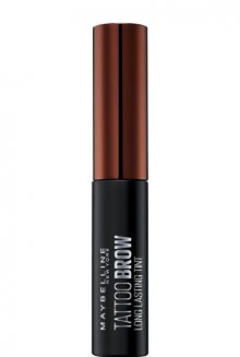 Maybelline Tattoo Brow Eyebrow Color Barva na obočí 4,6 g 4,0 g Dark Brown