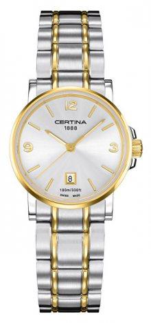 Certina HERITAGE COLLECTION - DS Caimano Lady - Quartz C017.210.22.037.00