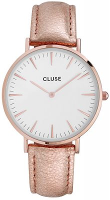 Cluse La Bohème Rose Gold White/Rose Gold Metallic CL18030