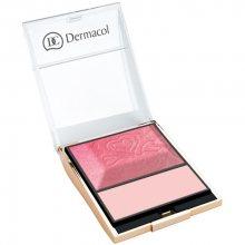 Dermacol Tvářenka s rozjasňovačem Blush & Illuminator 8,5 g č.1