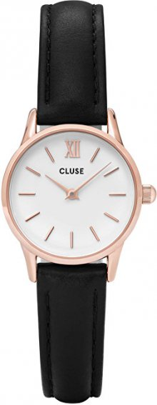 Cluse La Vedette Rose Gold White/Black CL18303