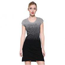 Desigual Dámské šaty Vest Heather 17WWVF22 2000 XS