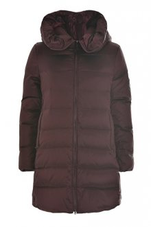 Deha Dámská bunda Long Down Jacket B64462 Marshala/Anthracite M