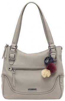 Tamaris Dámská kabelka Mei Shopping Bag 2759182-200 Grey