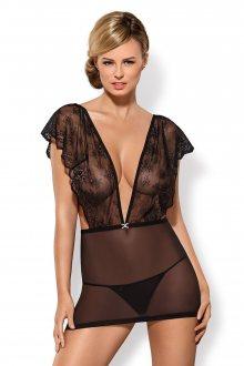 Erotická košilka Merossa chemise