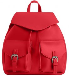 Pieces Dámský batoh Tyler Backpack High Risk Red