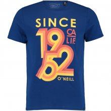 O\'Neill Since 1952 T-Shirt modrá L