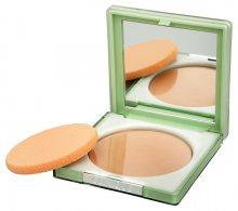 Clinique Kompaktní pudr pro dlouhotrvající matný vzhled (Stay-Matte Sheer Pressed Powder) 7,6 g 04 Stay Honey