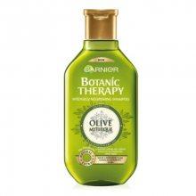 Garnier Intenzivně vyživující šampon s olivovým olejem na suché a poškozené vlasy Botanic Therapy (Intensely Nourishing Shampoo) 400 ml