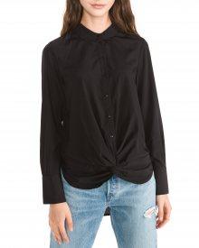 Bind Košile Vero Moda   Černá   Dámské   XS