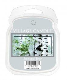 Village Candle Rozpustný vosk do aromalampy Bříza (Smoked Birch) 62 g