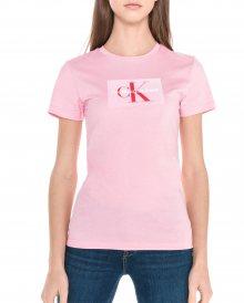 Triko Calvin Klein   Růžová   Dámské   XS