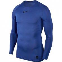 Nike M Np Top Ls Comp modrá L