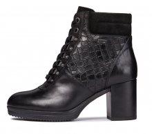 Geox Dámská kotníčková obuv 1268076_černá\n\n