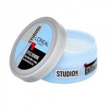 L´Oréal Paris Vláknitý modelační krém na vlasy Studio Line (Style Rework Out Of Bed Fibre Cream) 150 ml