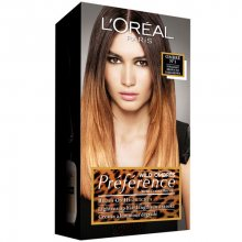 Loreal Paris Barva na vlasy Préférence Wild Ombrés Ombré N°1