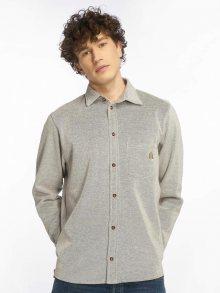 Košile šedá M