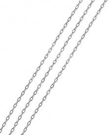 Brilio Silver Stříbrný řetízek Anker 45 cm 471 115 00005 04 - 1,05 g