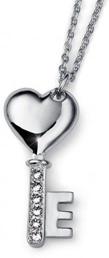 Oliver Weber Slušivý náhrdelník Lovekey 11768