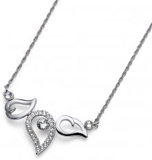 Oliver Weber Stylový náhrdelník Working Travel 11676R