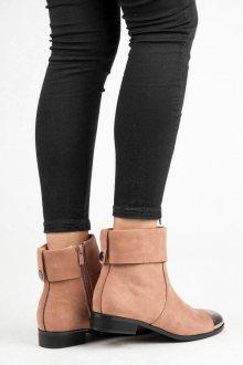 IDEAL Dámské kotníkové boty Q2712P