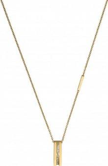 Esprit Pozlacený náhrdelník Luna ESNL00182242
