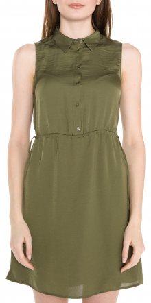 Faline Šaty Vero Moda | Zelená | Dámské | M