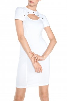 Šaty Versace Jeans | Bílá | Dámské | L