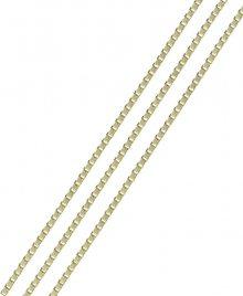 Brilio Řetízek ze žlutého zlata 45 cm 271 115 00131 - 1,40 g
