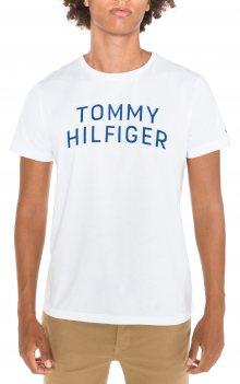 Graphic Triko Tommy Hilfiger | Bílá | Pánské | L