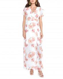 New Occasion Poly Šaty Vero Moda | Bílá | Dámské | XS