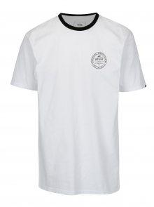 Černo-bílé pánské tričko VANS Established
