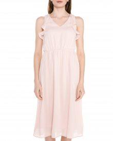 Iris Šaty Vero Moda   Růžová   Dámské   XS
