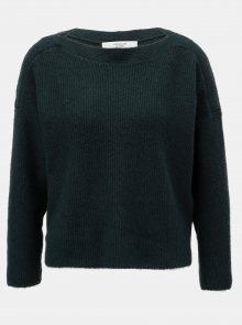 Zelený svetr Jacqueline de Yong Mille