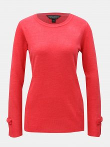 Růžový lehký svetr Dorothy Perkins