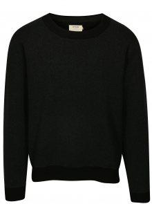 Šedo-černý vzorovaný svetr HYMN